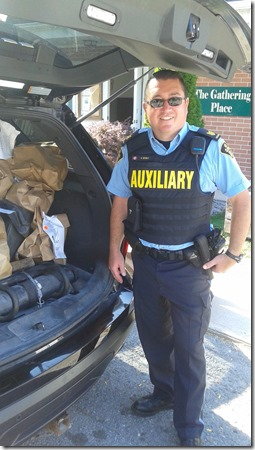 7 Hills Community Pantry Warkworth Cram the Cruiser